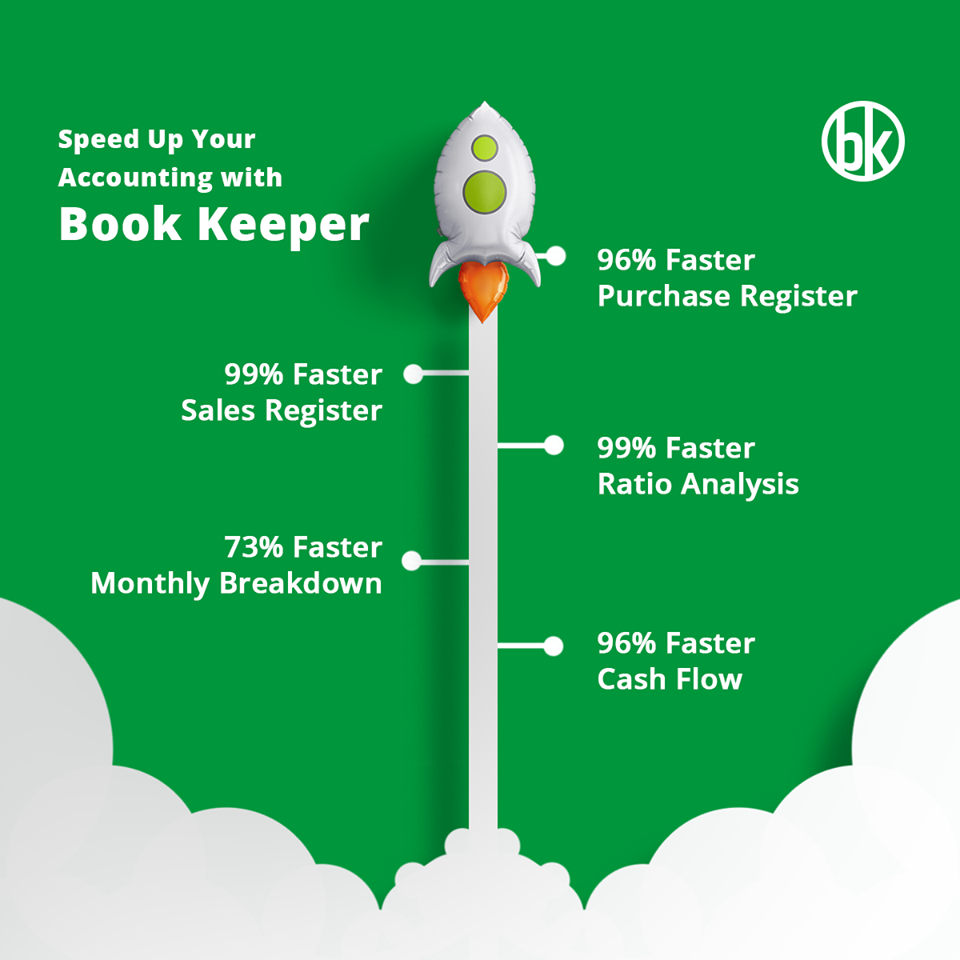 Faster Book Keeper