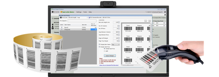 item, service, stock, inventory, barcode